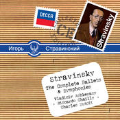 Stravinsky: The Complete Ballets & Symphonies Songs