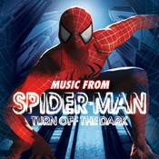 Spider-Man Turn Off The Dark Songs