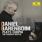 Daniel Barenboim plays Chopin - The Warsaw Recital Songs