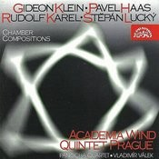 Chamber Winds Compositions /Klein-Haas-Karel-Lucky/ Songs