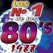 Los Numero 1 De Los 80's - 1988 Songs