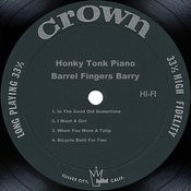 Honky Tonk Piano Songs