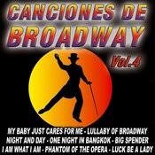 Broadway's Songs Vol. 4 Songs