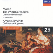 Mozart: The Wind Serenades Songs