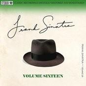 Frank Sinatra Volume Sixteen Songs