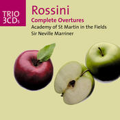 Rossini: Complete Overtures Songs