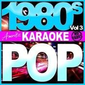 Karaoke - Pop - 1980's Vol 3 Songs