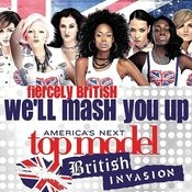 America's Next Top Model Presents: We'll Mash You Up Song