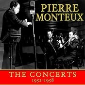 The Concerts 1952-1958 Songs