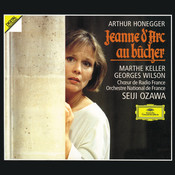 Honegger: Jeanne d'Arc au Bucher Songs