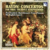Haydn: Concertos for Oboe, Trumpet & Harpsichord Songs