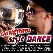 Gangnam Style Dance Songs