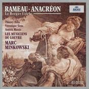 Rameau: Anacréon Songs