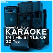 Karaoke (In The Style Of Zz Top) Songs