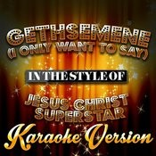 Gethsemene (I Only Want To Say) [In The Style Of Jesus Christ Superstar] [Karaoke Version] - Single Songs