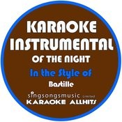 Of The Night (In The Style Of Bastille) [Karaoke Instrumental Version] - Single Songs