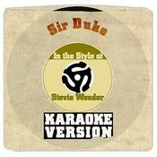 Sir Duke (In The Style Of Stevie Wonder) [Karaoke Version] - Single Songs
