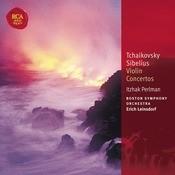 Tchaikovsky & Sibelius Violin Concertos: Classic Library Series Songs