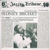 The Complete Sidney Bechet Vol. 3/4 (1941) - Jazz Tribune No. 18 Songs