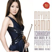 Tchaikovsky: Violin Concerto, Op. 35 & Prokofiev: Violin Concerto No. 2, Op. 63 Songs