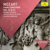 Mozart: Piano Concertos Nos.23 & 24 Songs