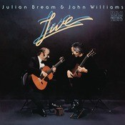 Julian Bream & John Williams - Live Songs