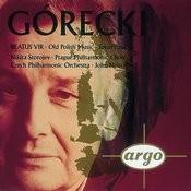 Gorecki: Beatus Vir/Totus Tuus/Old Polish Music Songs
