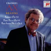 Brahms: 7 Fantasies, Op. 116, 4 Klavierstücke, Op. 119 & Piano Sonata No. 2, Op. 2 Songs