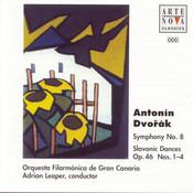 Dvorak: Symphony No.8 / Slavonic Dances Songs
