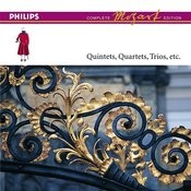 Mozart: The Quintets & Quartets for Strings & Wind (Complete Mozart Edition) Songs