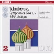 Tchaikovsky: Symphonies Nos.4, 5 & 6 Songs