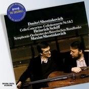 Shostakovich: Cello Concertos Nos.1 & 2 Songs