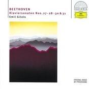 Beethoven: Piano Sonatas Nos.27, 28, 30 & 31 Songs