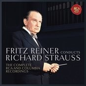 Fritz Reiner Conducts Richard Strauss - The Complete RCA  and Columbia Recordings Songs