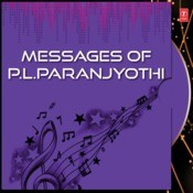 Messages Of P.L.Paranjyothi Songs