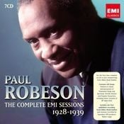 Paul Robeson: The Complete EMI Sessions 1928-1939 Songs