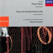 Water Music Suite No.1 In F, Hwv 348: Handel: Water Music; Music For The Royal Fireworks Songs