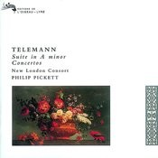 Telemann: Recorder Concertos Songs