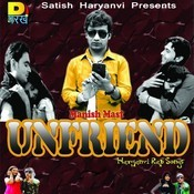 Unfriend Songs