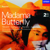 Puccini Madama Butterfly Songs