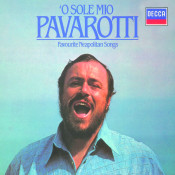 Luciano Pavarotti O Sole Mio Favourite Neapolitan Songs Songs
