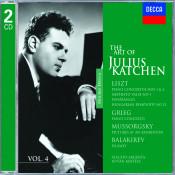 The Art Of Julius Katchen Vol 4 Songs