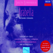 R Strauss Arabella Songs