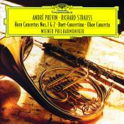 Strauss, R.: Horn Concertos Nos. 1&2; Duet Concertino; Oboe Concerto Songs