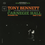 Tony Bennett At Carnegie Hall - The Complete Concert Songs
