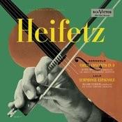 Korngold: Violin Concerto, Op. 35, In D, Lalo: Symphonie Espagnole, Op. 21 Songs