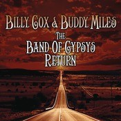 The Band Of Gypsys Return Songs