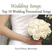 Wedding Songs: Top 10 Wedding Processional Songs Songs