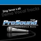 Sing Tenor v.60 Songs