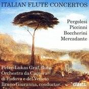 Concerti Italiani Per Flauto E Orchestra Songs